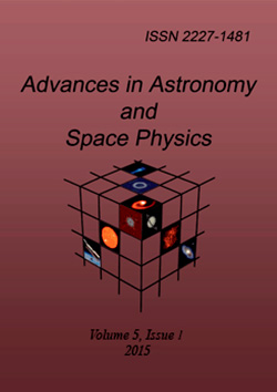 Advances in Astronomy and Space Physics Image